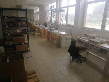prostory dílny PeTa chráněná dílna s.r.o., Náchod, Český Krumlov